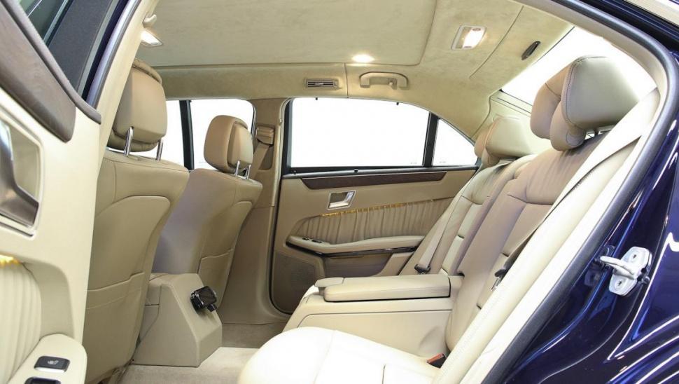 2014 Mercedes E-Class Limousine