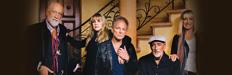 Fleetwood Mac at the Honda Center
